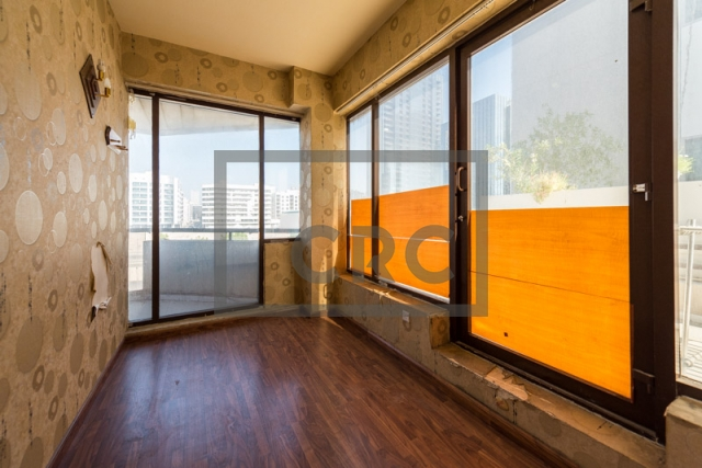 office for rent in karama, yellow building | 9