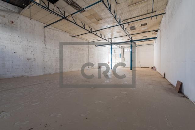warehouse for rent in deira, al khubeisi | 1