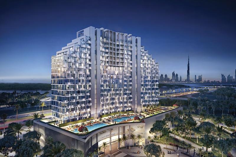 1 Bedroom Apartment For Sale in  Azizi Fawad Residence,  Dubai Healthcare City | 10