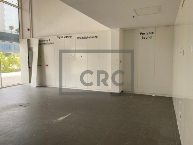 retail for rent in business bay, capital golden tower | 3