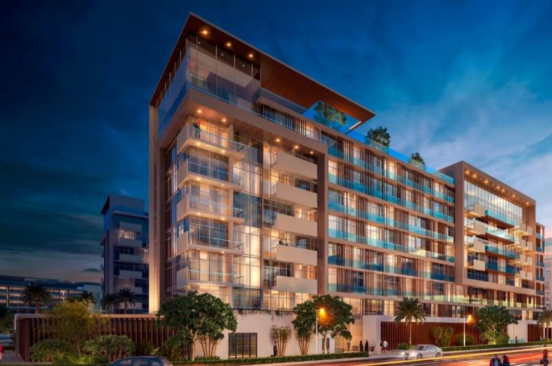 AZIZI Riviera 18, Meydan City