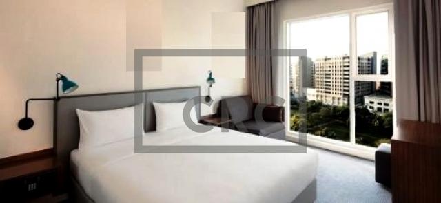 hotel apartment for sale in city walk, rove city walk | 2