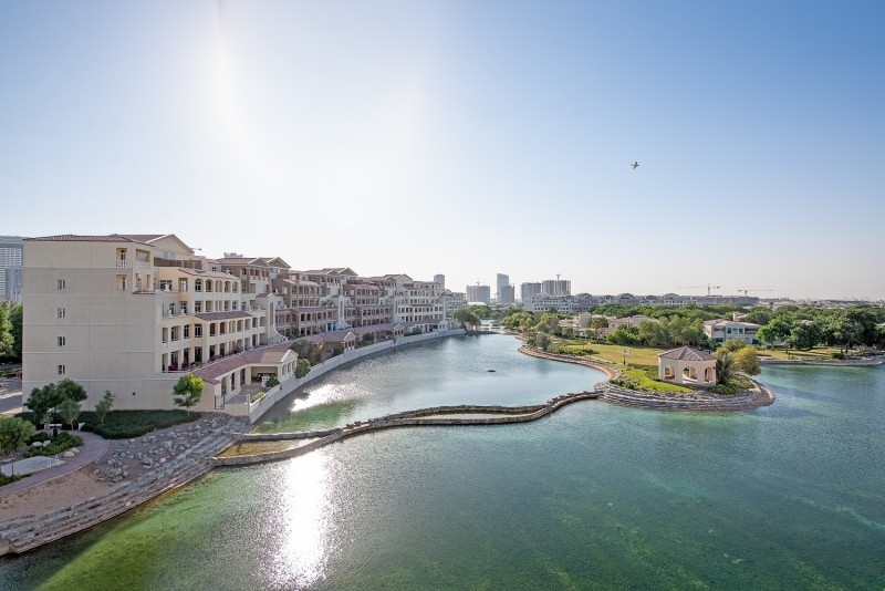 3 Bedroom Apartment For Sale in  Terraced Apartments,  Motor City   12