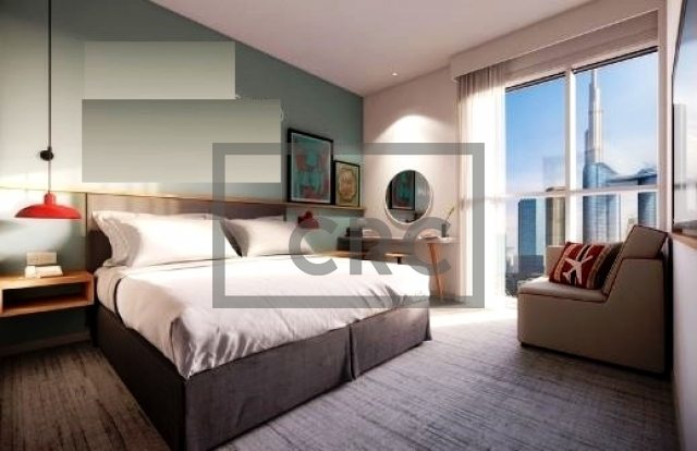hotel apartment for sale in city walk, rove city walk | 7