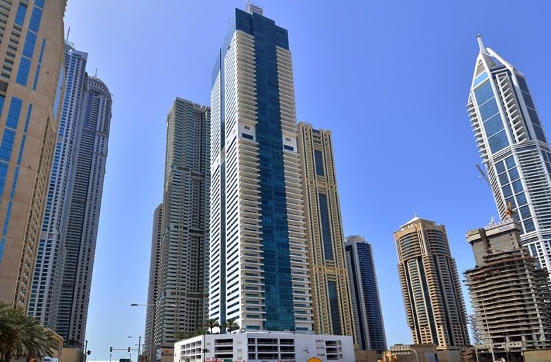 1 Bedroom Apartment For Sale in  Mag 218,  Dubai Marina | 12