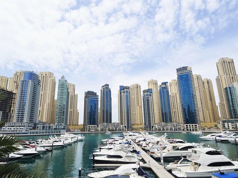 1 Bedroom Apartment For Sale in  Mag 218,  Dubai Marina | 14