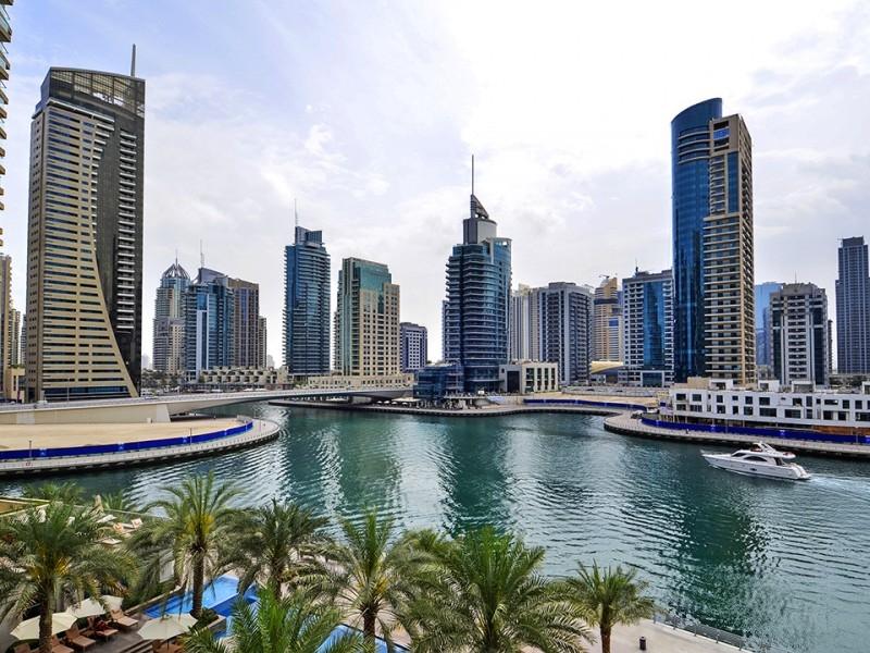 1 Bedroom Apartment For Sale in  Mag 218,  Dubai Marina | 16