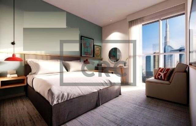 hotel apartment for sale in city walk, rove city walk   7