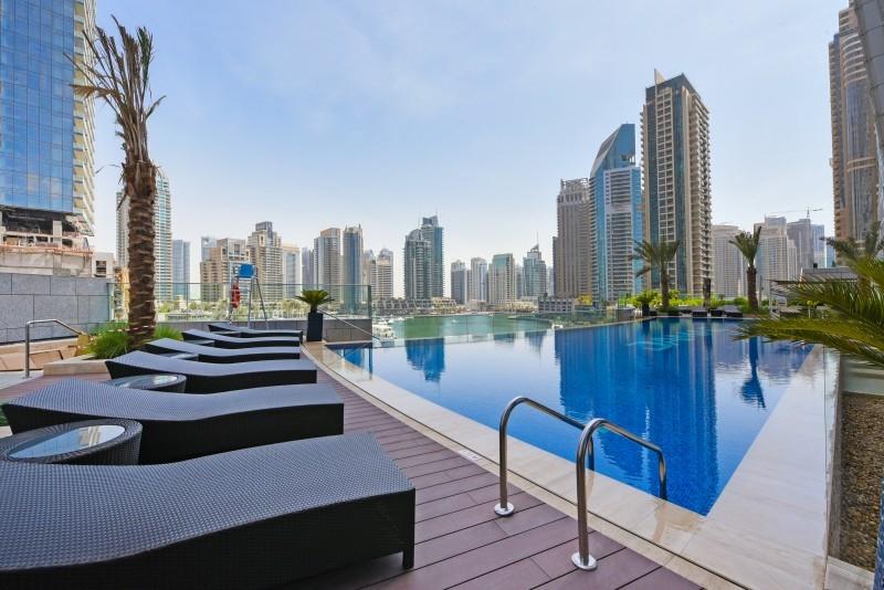 1 Bedroom Apartment For Sale in  Damac Heights,  Dubai Marina | 0