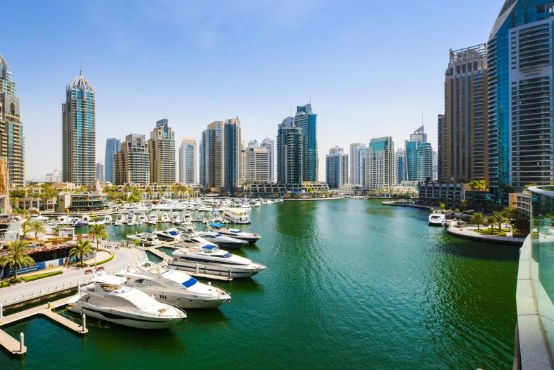 1 Bedroom Apartment For Sale in  Damac Heights,  Dubai Marina | 4