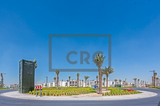 13,849 sq.ft. Mixed Used Plots in Dubai Hills Estate, Emerald Hills for AED 13,339,888