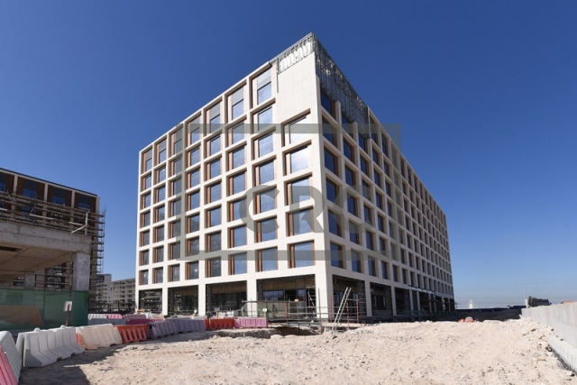 commercial building for sale in mohammad bin rashid city, dubai hills estate | 0
