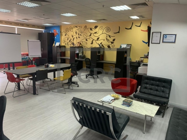 office for rent in dubai silicon oasis, it plaza | 2