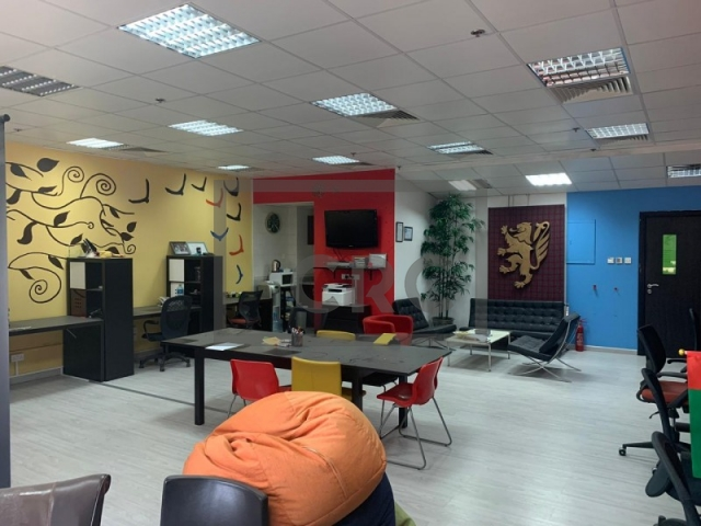 office for rent in dubai silicon oasis, it plaza | 6