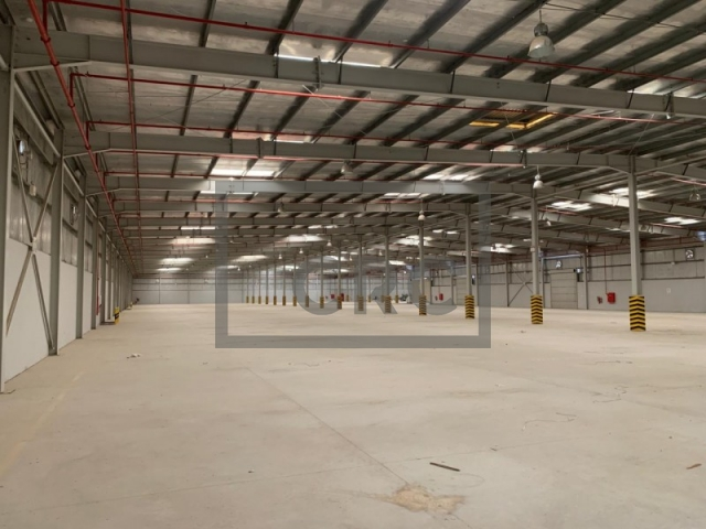 furnished warehouse for rent in jebel ali, jafza | 2