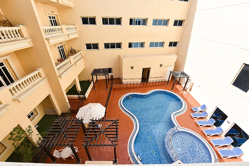 2 Bedroom Apartment For Sale in  Summer Cluster,  Jumeirah Village Circle | 9