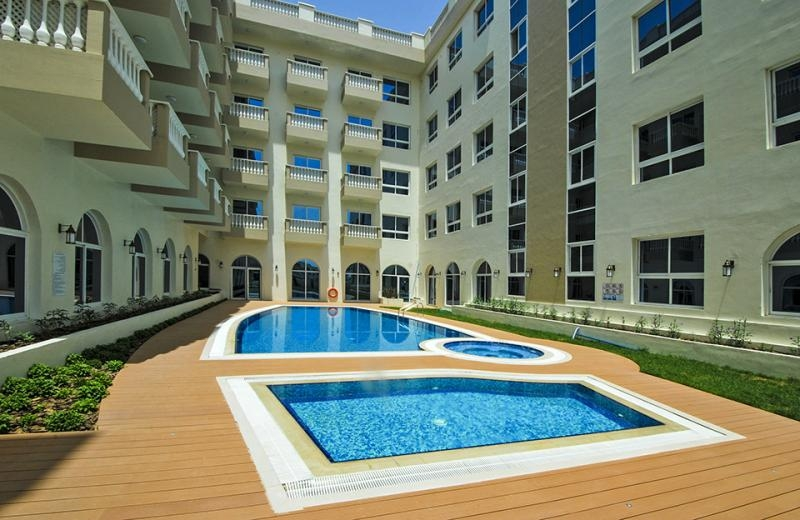 Studio Apartment For Rent in  Hanover Square,  Jumeirah Village Circle | 12