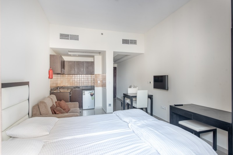 Studio Apartment For Rent in  Hanover Square,  Jumeirah Village Circle | 0