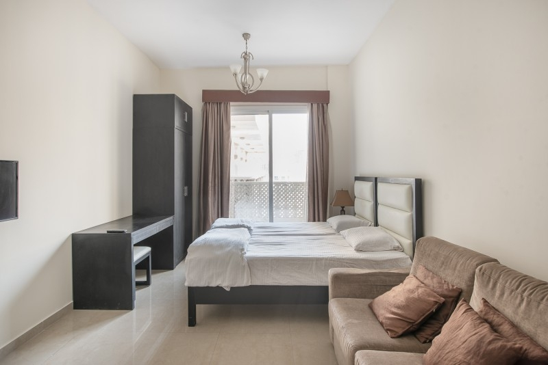 Studio Apartment For Rent in  Hanover Square,  Jumeirah Village Circle | 1