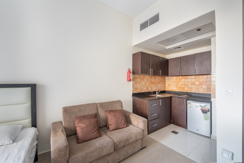 Studio Apartment For Rent in  Hanover Square,  Jumeirah Village Circle | 3