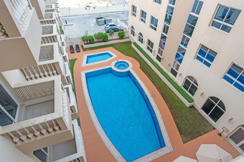 Studio Apartment For Rent in  Hanover Square,  Jumeirah Village Circle | 5