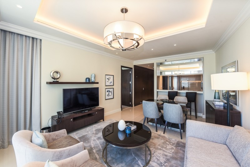 1 Bedroom Hotel Apartment For Rent in  The Address Residence Fountain Views 1,  Downtown Dubai | 1