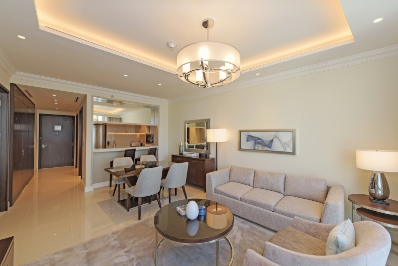 1 Bedroom Hotel Apartment For Rent in  The Address Residence Fountain Views 1,  Downtown Dubai | 0