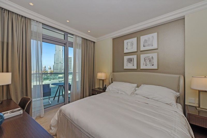 1 Bedroom Hotel Apartment For Rent in  The Address Residence Fountain Views 1,  Downtown Dubai | 10