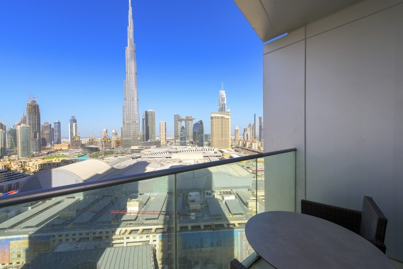 1 Bedroom Hotel Apartment For Rent in  The Address Residence Fountain Views 1,  Downtown Dubai | 12