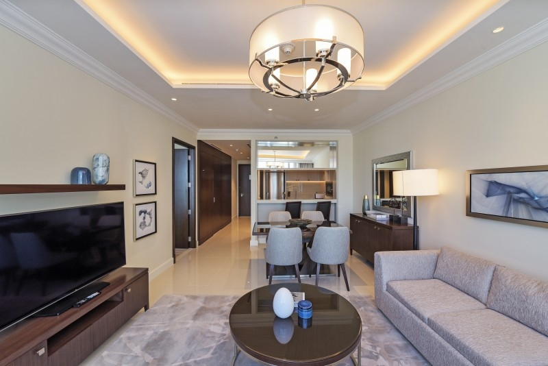 1 Bedroom Hotel Apartment For Rent in  The Address Residence Fountain Views 1,  Downtown Dubai | 2