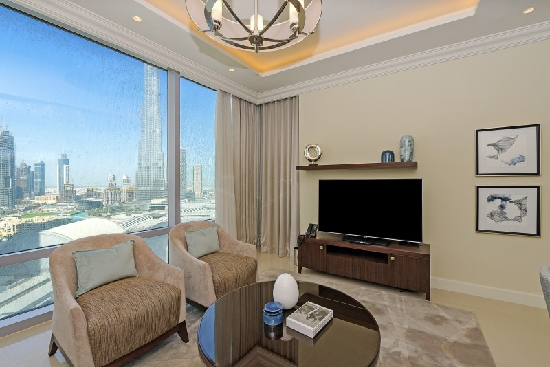 1 Bedroom Hotel Apartment For Rent in  The Address Residence Fountain Views 1,  Downtown Dubai | 6