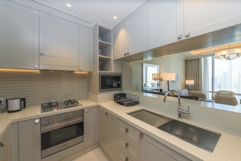 1 Bedroom Hotel Apartment For Rent in  The Address Residence Fountain Views 1,  Downtown Dubai | 4