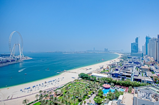 Al Bateen Residences, Jumeirah Beach Residence