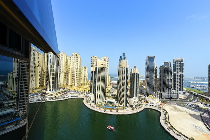 3 Bedroom Apartment For Sale in  Time Place,  Dubai Marina | 10