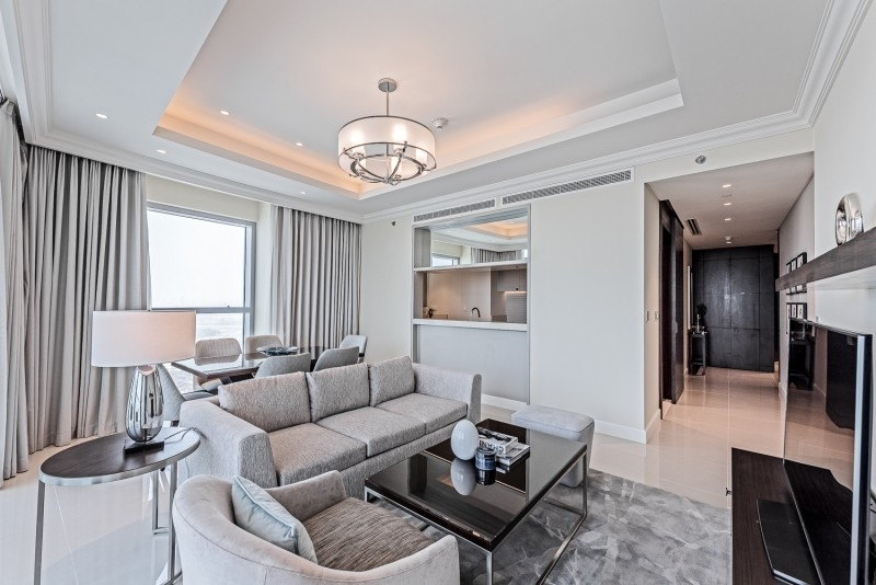 2 Bedroom Apartment For Rent in  The Address Residence Fountain Views 2,  Downtown Dubai | 0