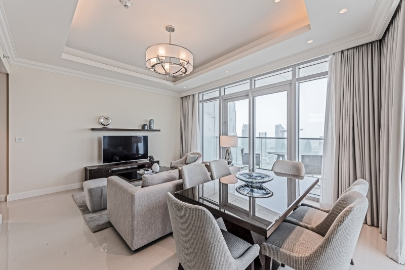 2 Bedroom Apartment For Rent in  The Address Residence Fountain Views 2,  Downtown Dubai | 7