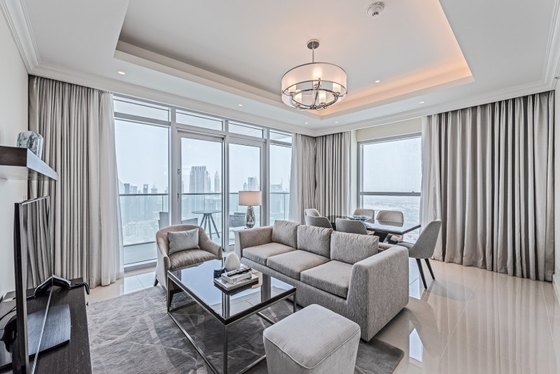 2 Bedroom Apartment For Rent in  The Address Residence Fountain Views 2,  Downtown Dubai | 1