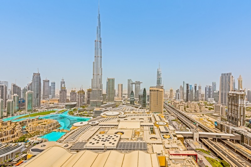 2 Bedroom Apartment For Rent in  The Address Residence Fountain Views 2,  Downtown Dubai | 9