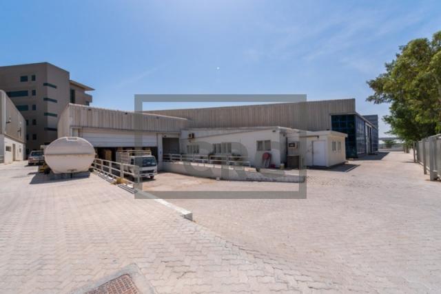 warehouse for sale in jebel ali, jafza | 2