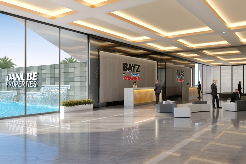 Studio Apartment For Sale in  Bayz by Danube,  Business Bay | 3