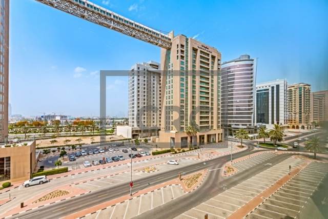 semi-furnished business center for rent in deira, port saeed   17