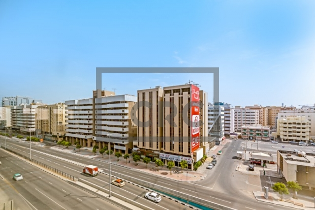 semi-furnished business center for rent in deira, port saeed   18