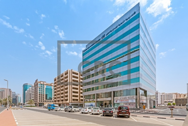 semi-furnished business center for rent in deira, port saeed   15