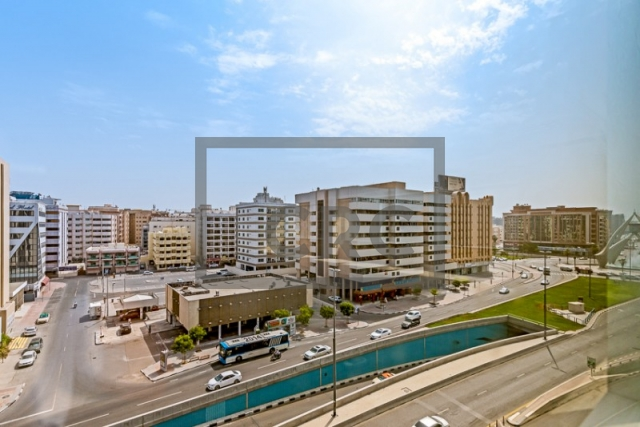 semi-furnished business center for rent in deira, port saeed   19