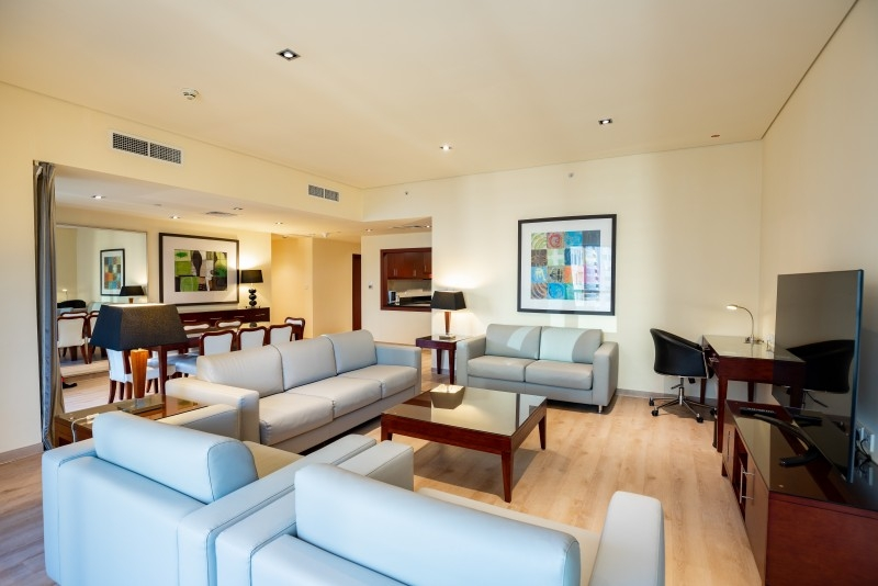 2 Bedroom Hotel Apartment For Rent in  Delta Hotels by Marriott Jumeirah Beach,  Jumeirah Beach Residence | 1