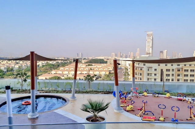 Al Jawhara Residences, Jumeirah Village Triangle