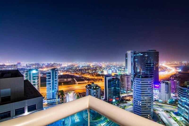 1 Bedroom Apartment For Rent in  Art Heights,  Barsha Heights (Tecom) | 12