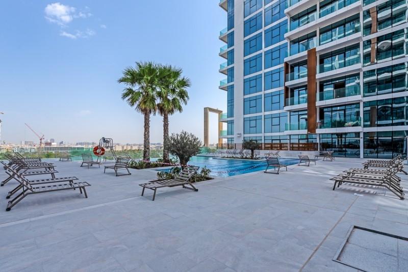 1 Bedroom Apartment For Sale in  Park Gate Residences,  Al Kifaf | 17