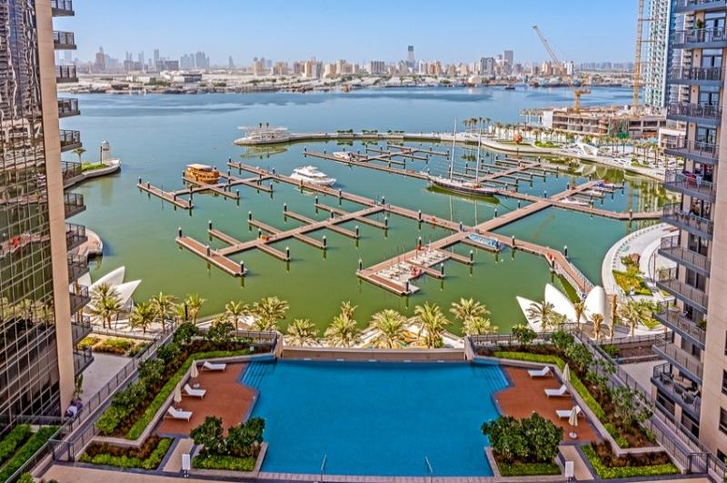 Dubai Creek Residence Tower 2 South, Dubai Creek Harbour (The Lagoons)