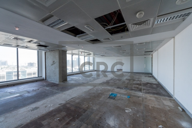 office for rent in sheikh zayed road, the h hotel | 12